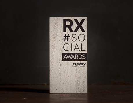 trofeo RX SOCIAL AWARDS